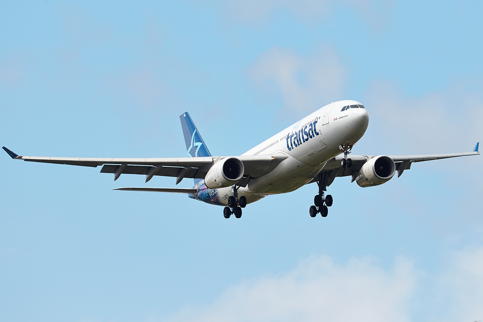"""[08/08/2017] Airbus A330-200 (C-GITS) Air Transat aka """"Planeur des Açores"""" 0vF5ki"""