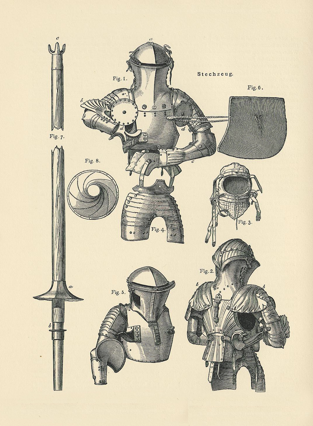 Armaduras y armas de los caballeros 5Y1jeI