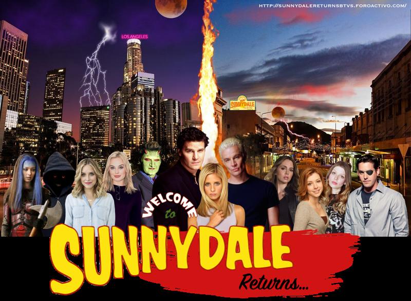 SUNNYDALE RETURNS: