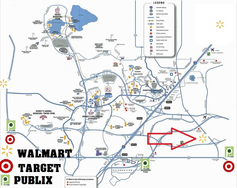 Les supermarchés à Orlando, près de WDW - Page 2 MtMScz