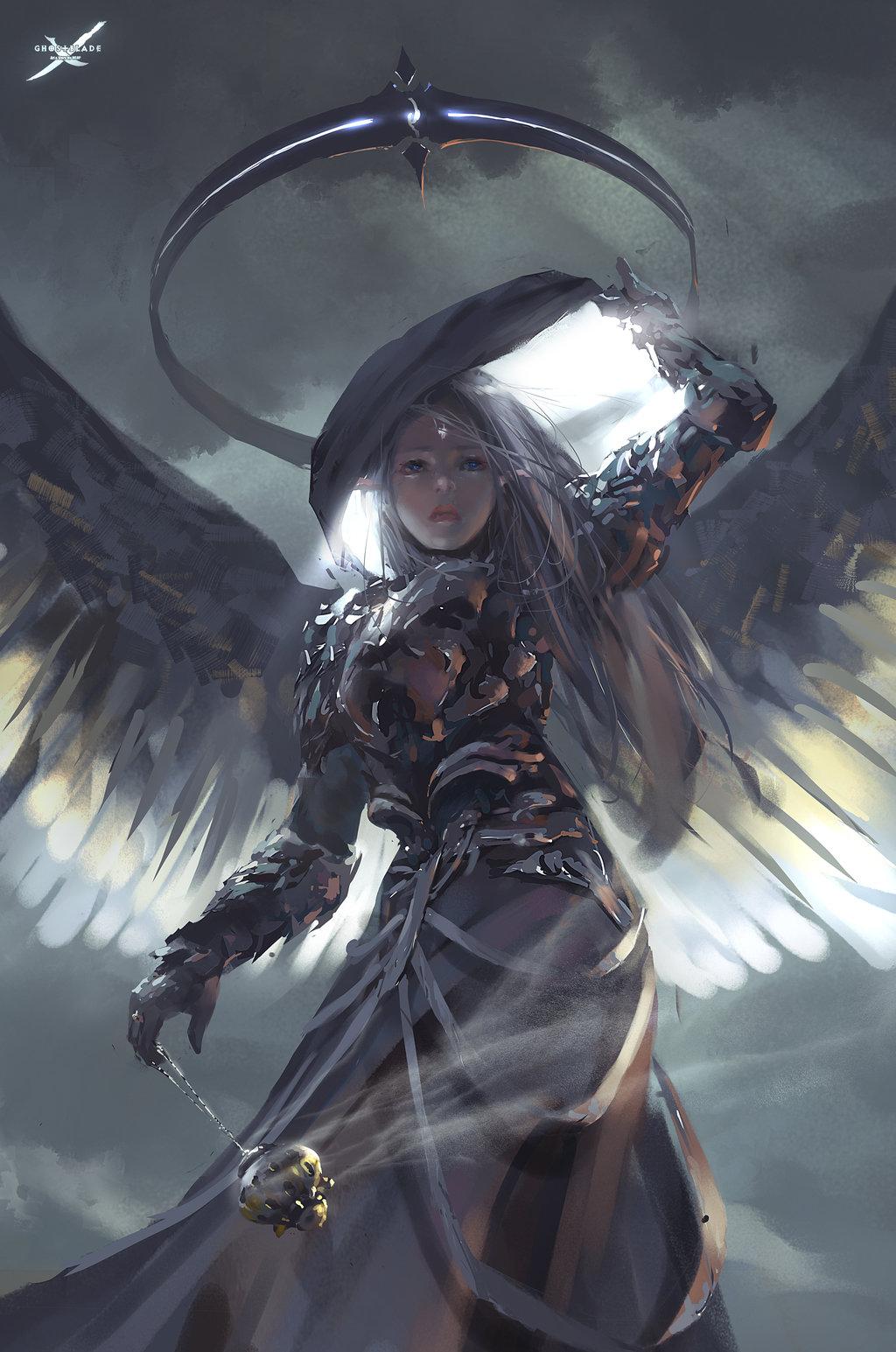 Broken Angel. [Khaeli ID]  1SHNM7
