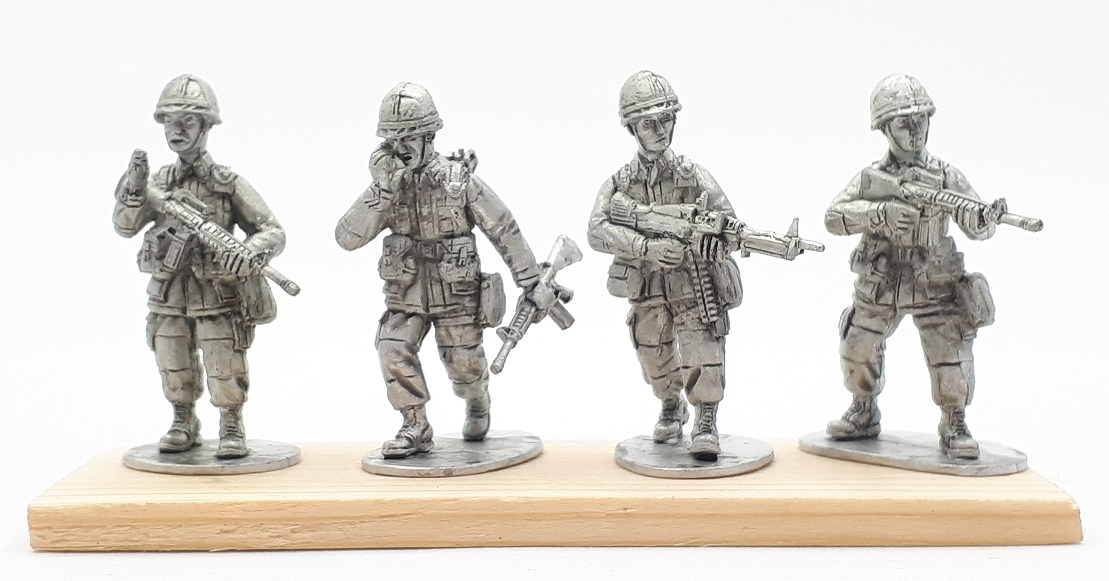 Under Fire Miniatures August releases FiFF2S