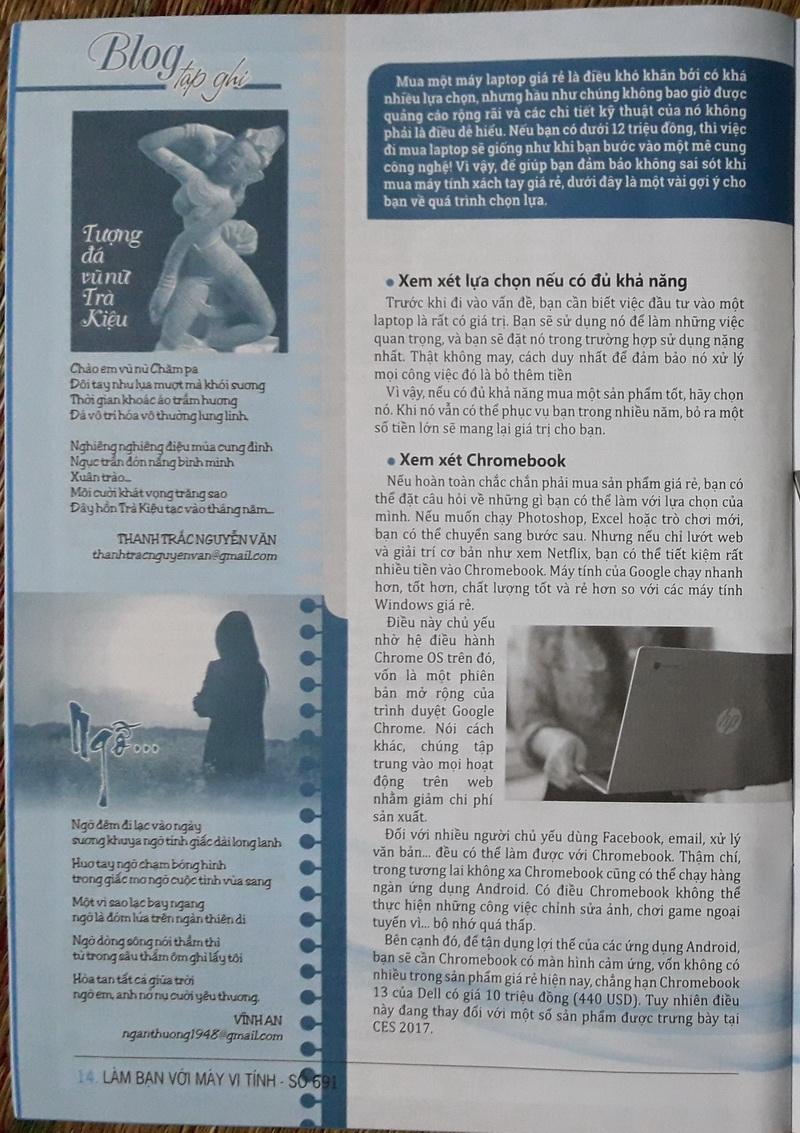 Thơ Thanh Trắc Nguyễn Văn trên sách báo 2XXBZd