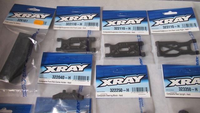 Lot de pièces xray xb2 . Neuf ( VENDU ) ScgNhC