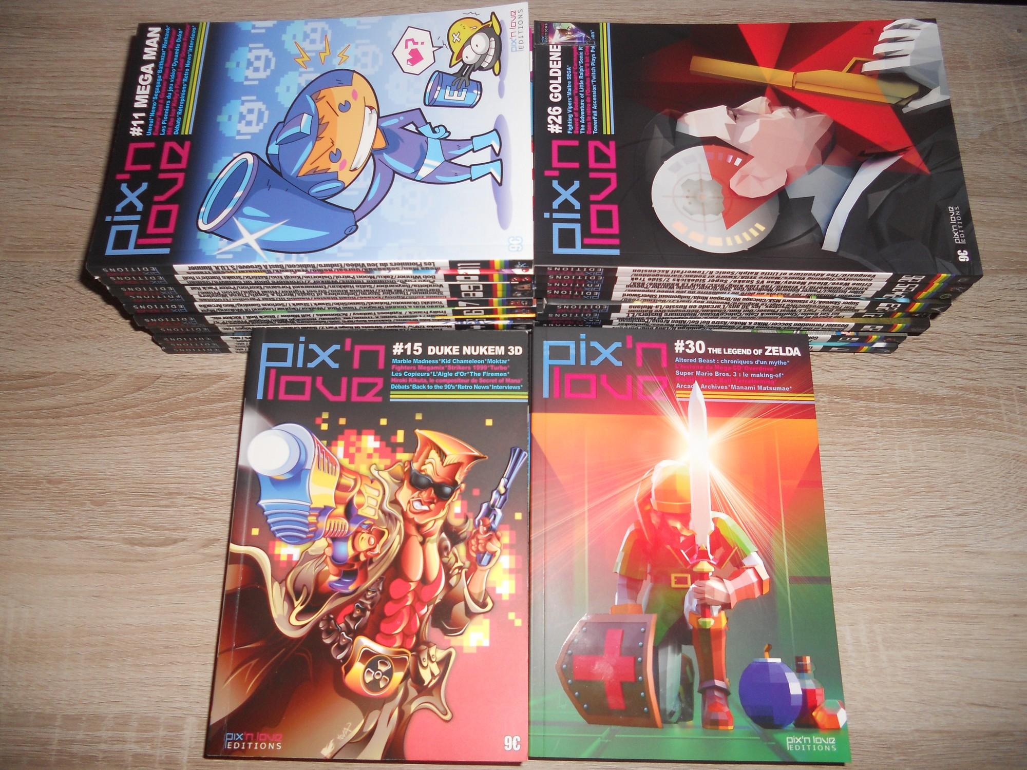 Guide Book, Mook, Mag, Livre HLoGpS