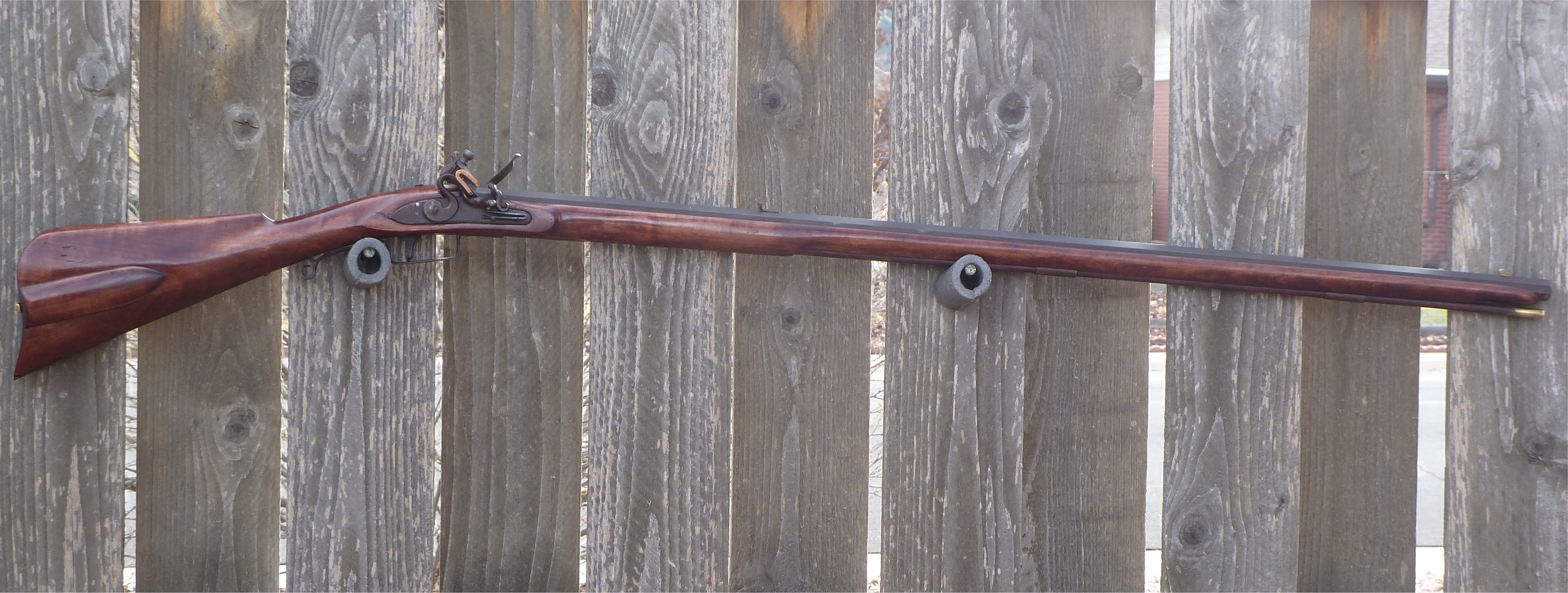 Traded unmentionable, modern firearm for Traditional Flintlock Ua2Atb