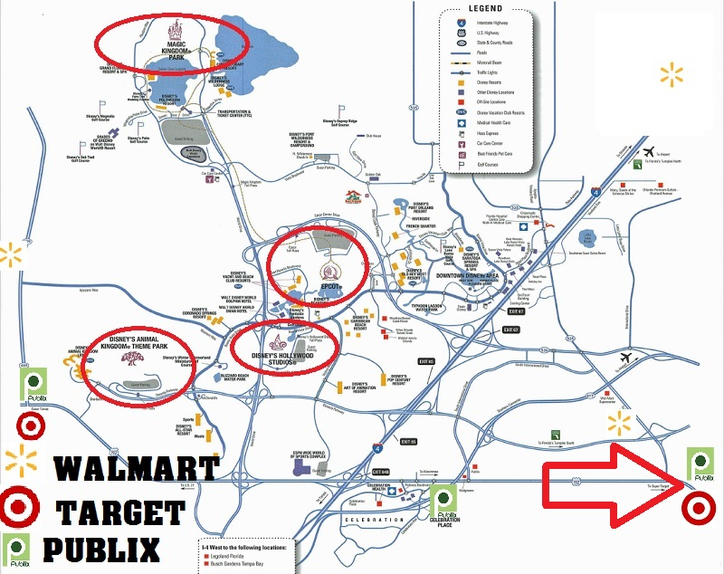 Les supermarchés à Orlando, près de WDW - Page 2 Hjs7RN