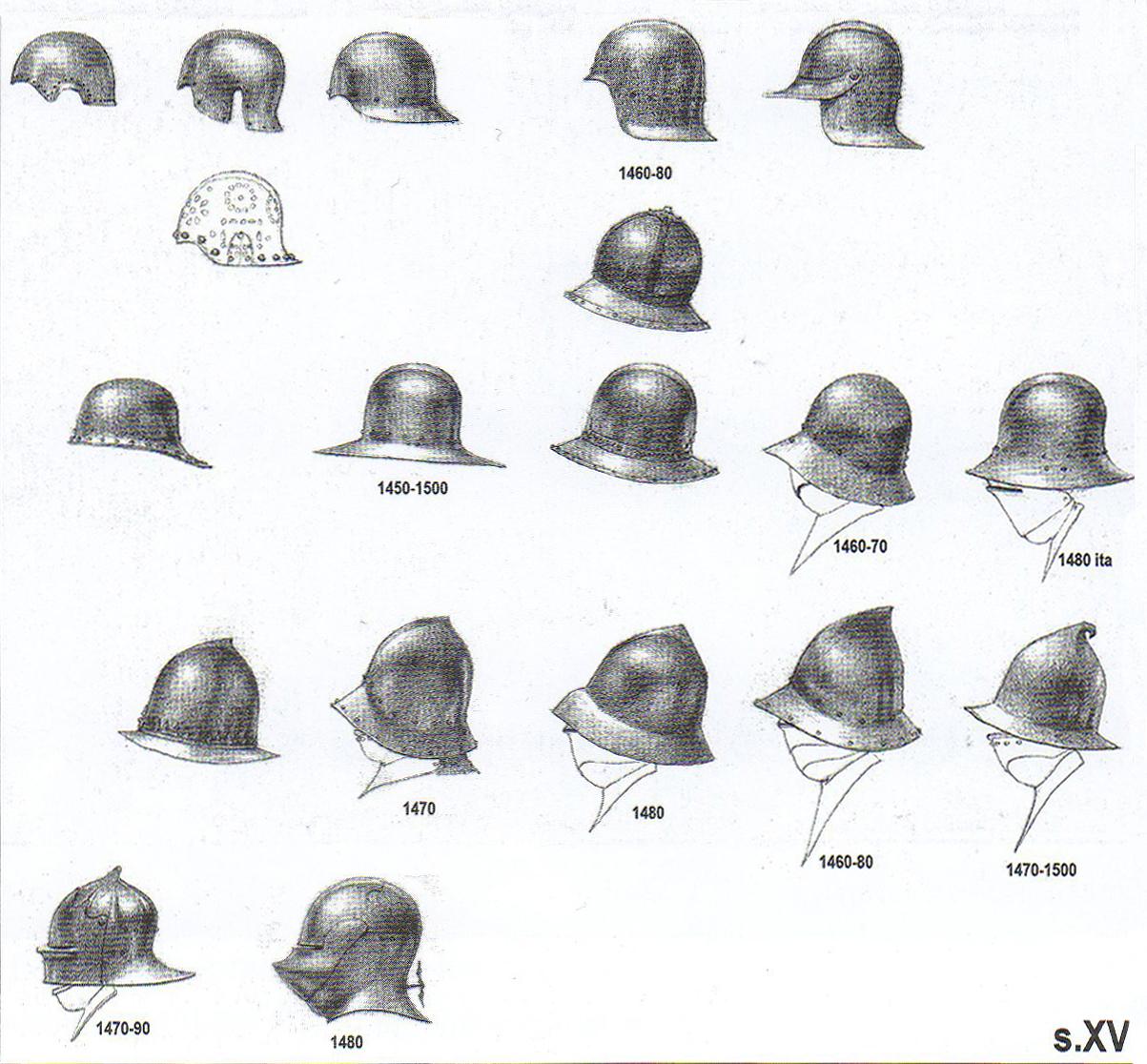 Armaduras y armas de los caballeros U3dFMR