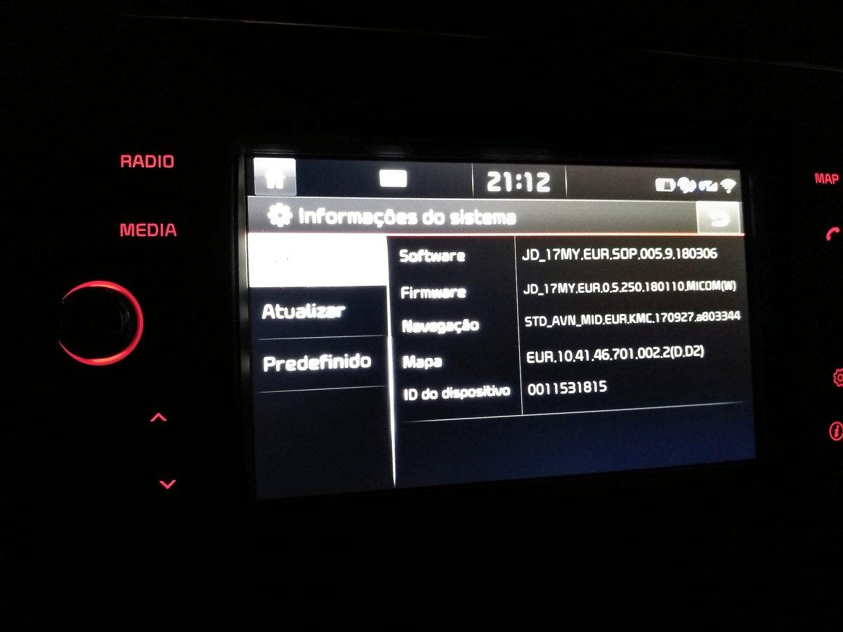 KIA Ceed SW 1.0 Turbo 120CV GDI GT Line V94PSf