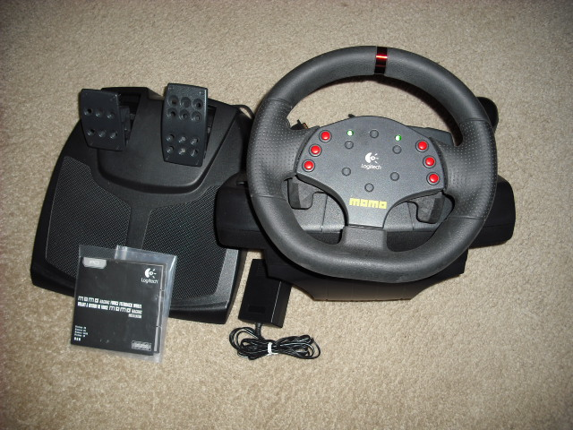 MOMO wheel and pedals + other items for sale! 2Q9oh9