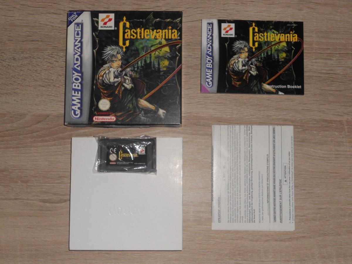 NINTENDO GameBoy Advance - Page 2 CEDSEn