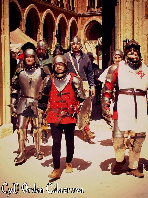 VI Jornadas de Recreación Histórica con la Guerra de Sucesión Castellana (1475) Castillo de Belmonte YyF7HY