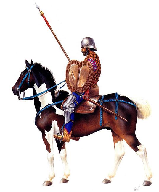 Armamento y equipo de los conquistadores españoles en el norte de América RqRh0p