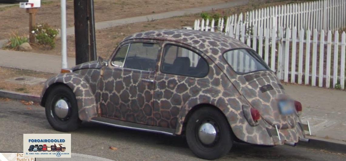street view y VW's...  UJnUha