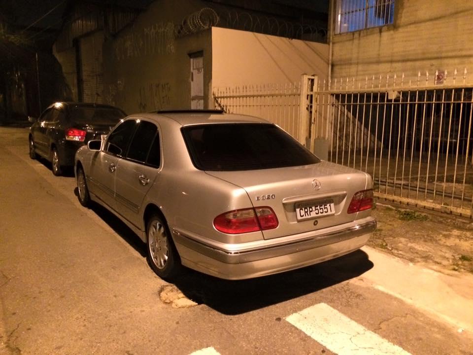 (VENDO): W210 E320 Elegance 2001 - R$37.000,00 - ARQUIVO XWHrSk
