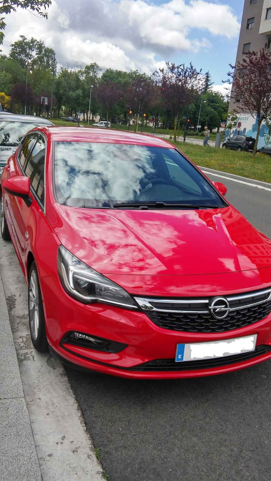 Mi Opel Astra K 1.6 CDTI 110cv Dynamic Rojo pasión (FOTOS ACTUALES) D7bYSN