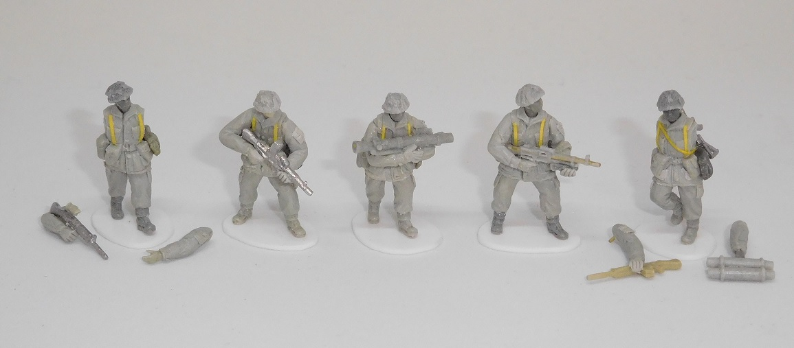 New 20mm BAOR packs from Under Fire Miniatures AUF772