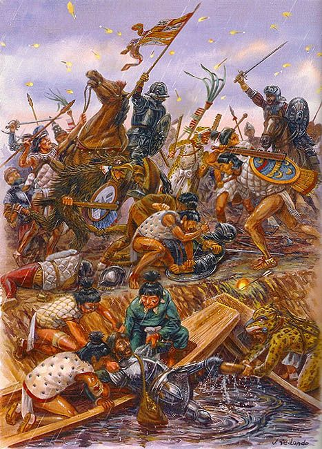 Armamento y equipo de los conquistadores españoles en el norte de América ZeYMQD