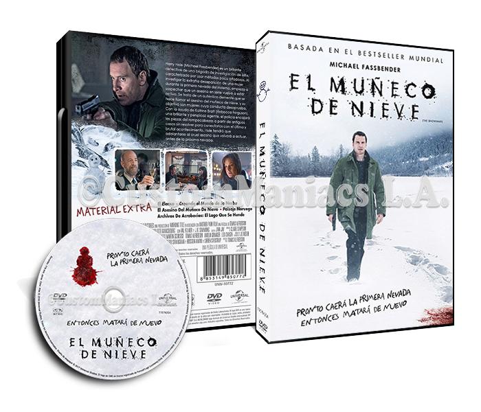 LIBERADA - El Muñeco De Nieve (The Snowman) DVD + BLU-RAY LM2DmH
