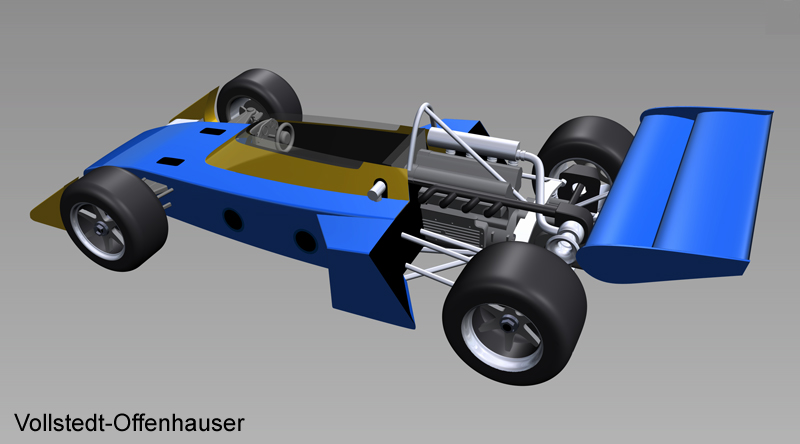 1973 USAC Indy mod WIP Vollstedtrear