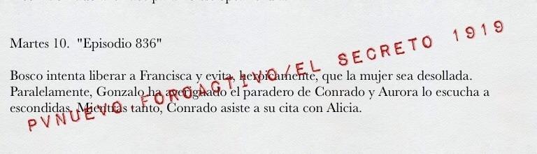 Jordi Coll // Gonzalo Valbuena (Martín). Tomo LI ¡Síguenos en Facebook!: Jordi Coll Fans Club 6yyf