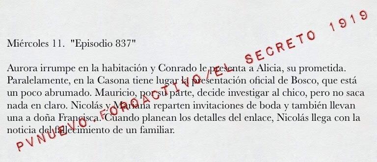 Jordi Coll // Gonzalo Valbuena (Martín). Tomo LI ¡Síguenos en Facebook!: Jordi Coll Fans Club - Página 4 5m5