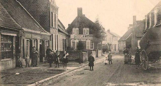 Frans-Vlaanderen van vroeger Uqbz