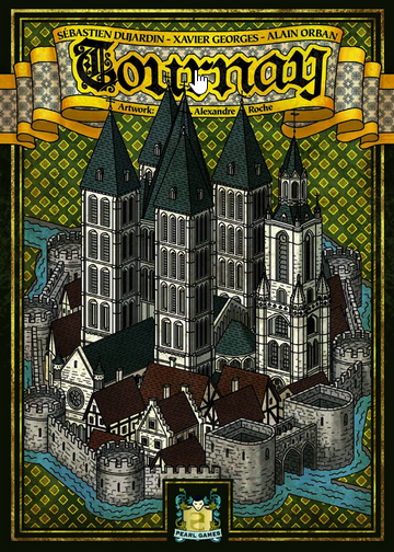 Tournay. Pearl Games. Fvlb