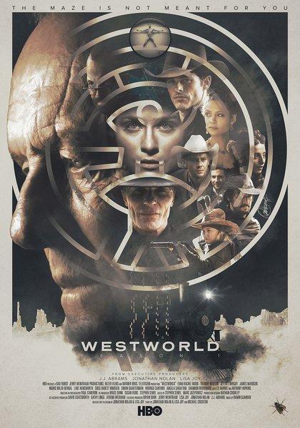 Westworld T1 [WEBDL 1080p][Cast.Dual][10/10] ZhaJBE