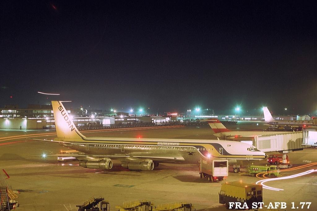 707 in FRA Frastafb