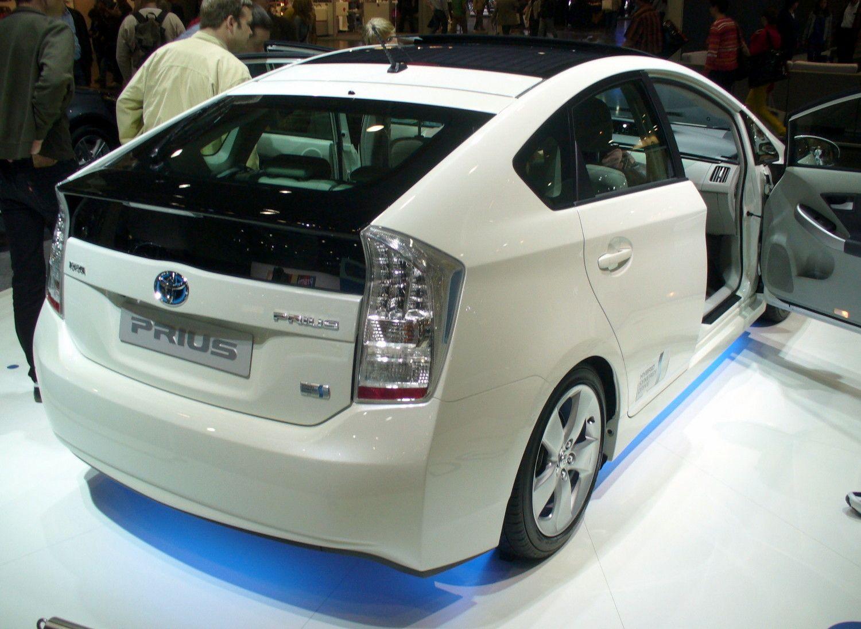 Troisième génération Prius III (ZVW30) Toyotapriusiiiheck
