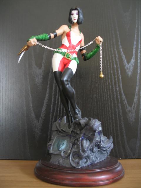 Barbarian Fan Collection Heroic-Fantasy (MAJ 01/01/13) 20090306statuecollectiom