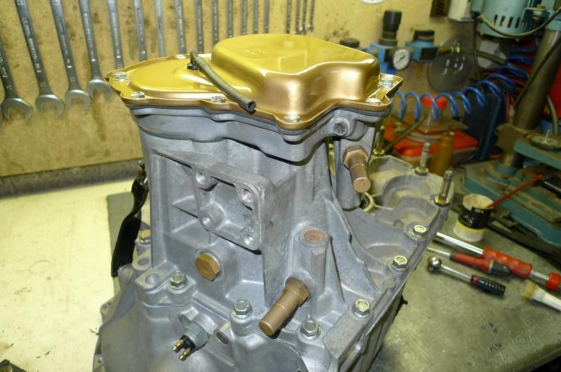 Reconversion de mon Escort MK3 Ghia en Escort RS 1600i - Page 5 P1040979h