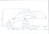 Mes dessins, ma passion, ma vie - Page 2 Sketchbagnole5hn.th