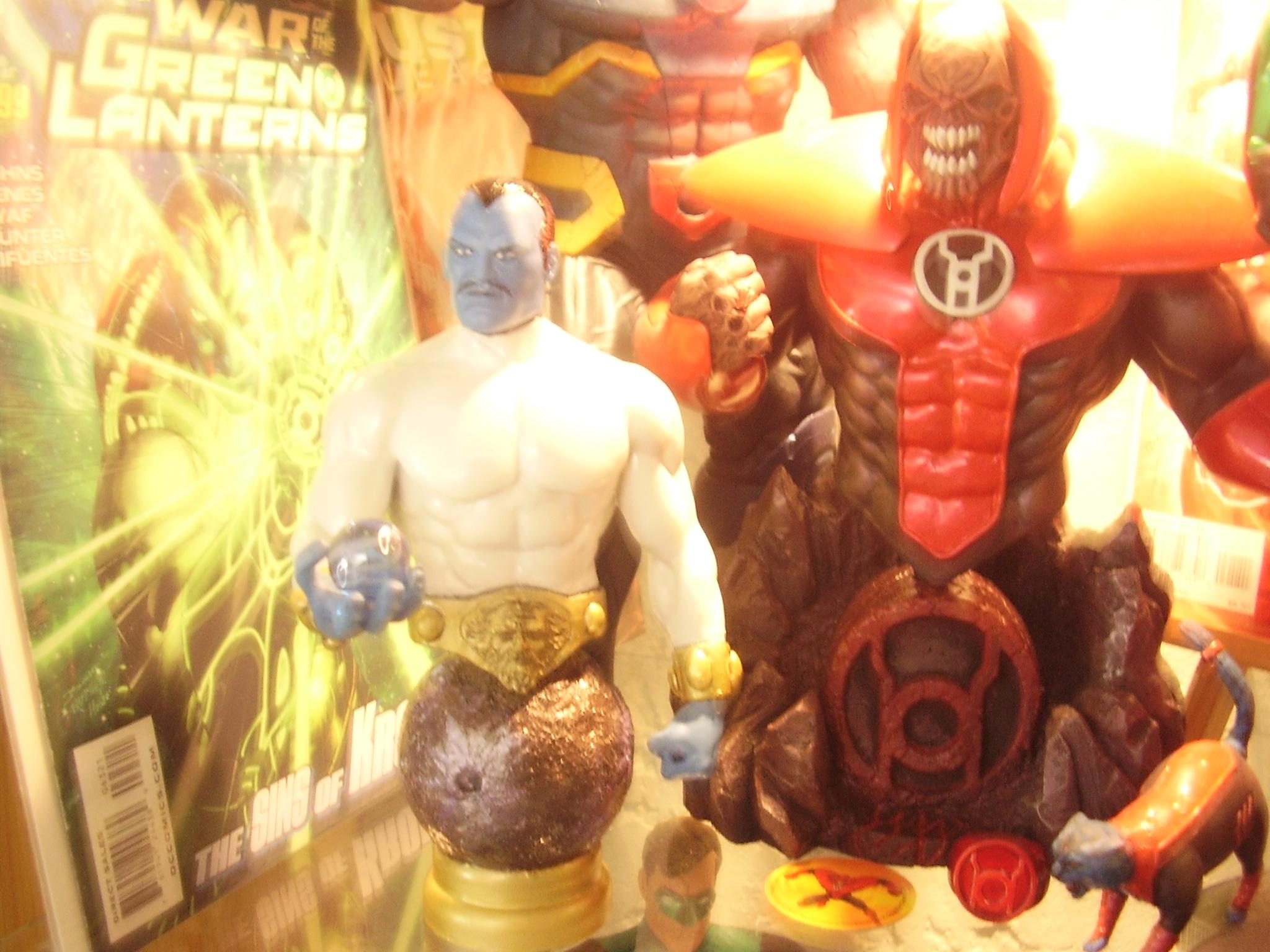 Krona ( buste - DC Comics) New019