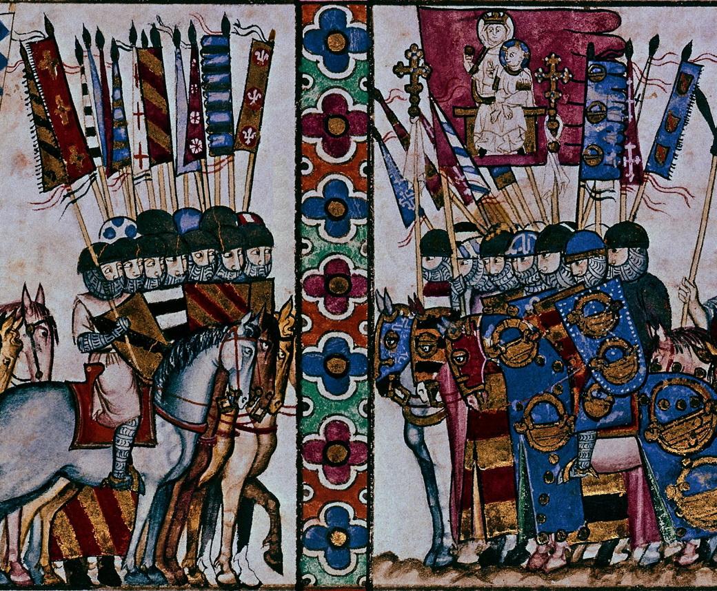 La reconquista de Sevilla, 23 de noviembre de 1248 Vzk0