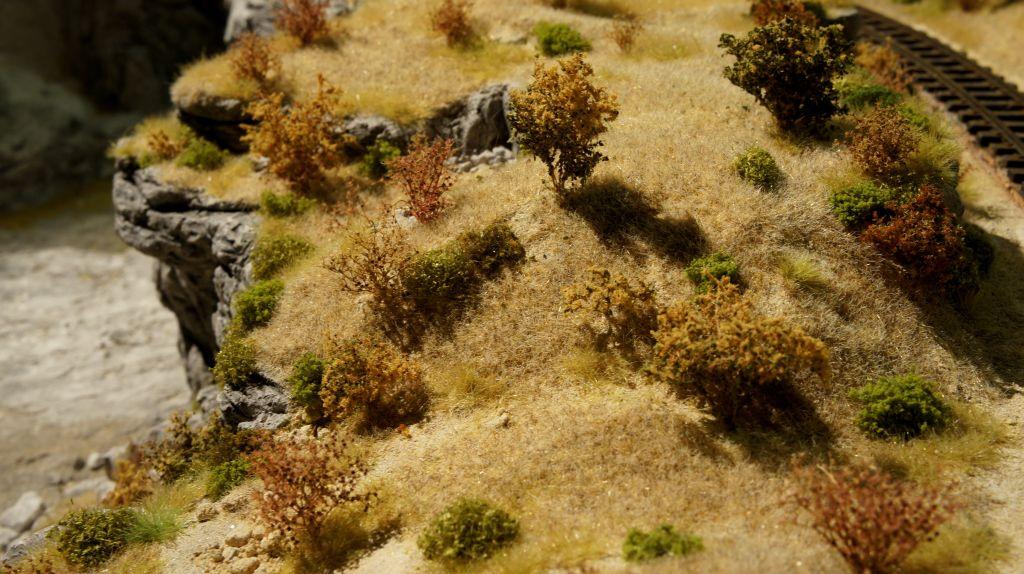 Black-Rock Canyon Landschaftoblitz