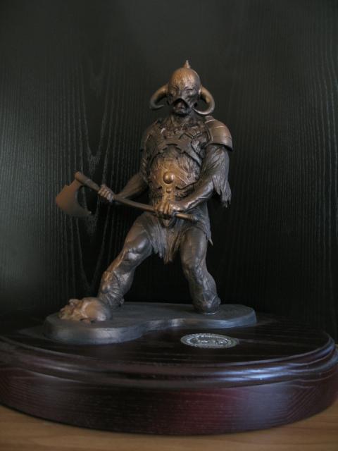 Barbarian Fan Collection Heroic-Fantasy (MAJ 01/01/13) 20090306statuecollectioz