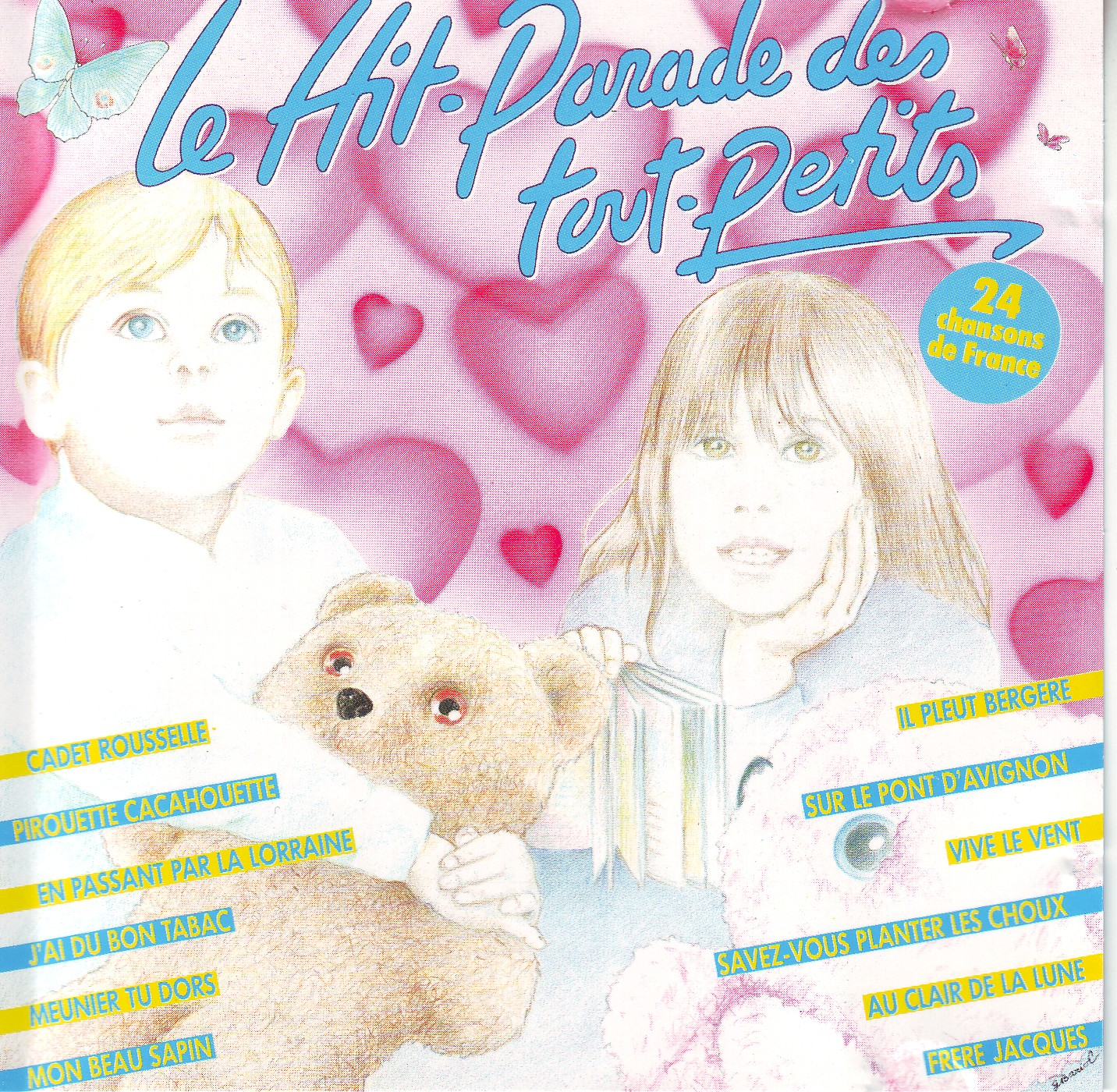 Dorothée et AB Productions 24chansonsdefrance2