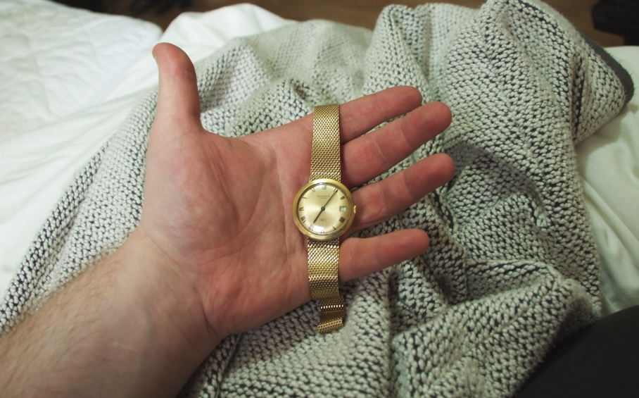 Let's see those Rolexes 15442707