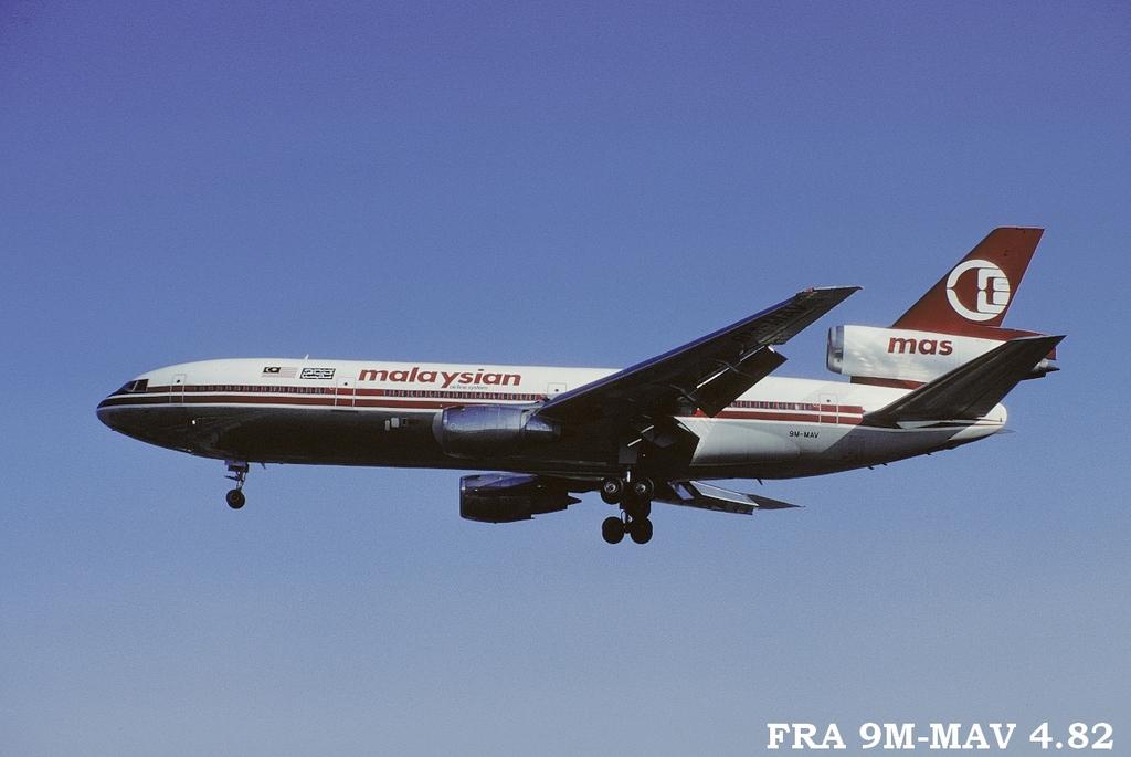 DC-10 in FRA Fra9mmava