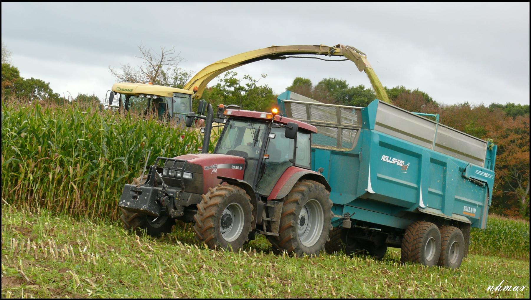 Ensilage de maïs 2011 P1100644r