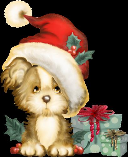 Animales de Navidad Dqyf