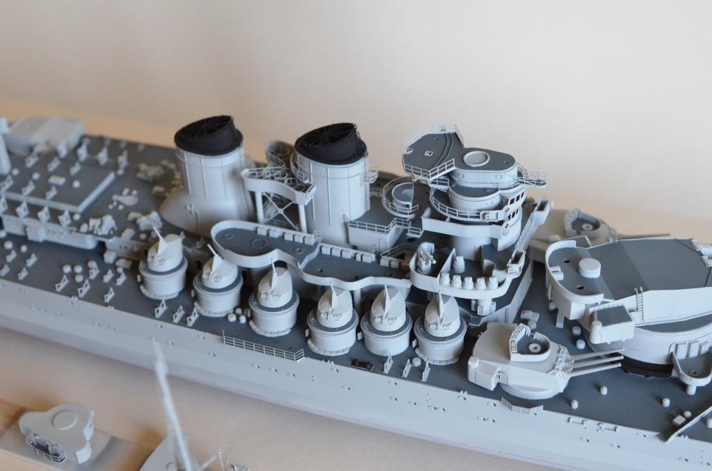 RN ROMA au 1/350 avec Kit Flyhawk. N05g