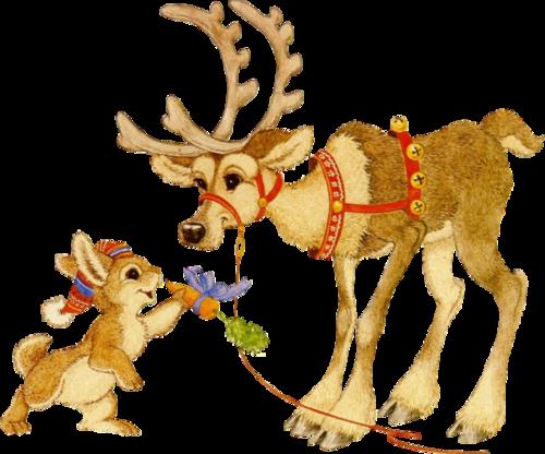Animales de Navidad Thbs