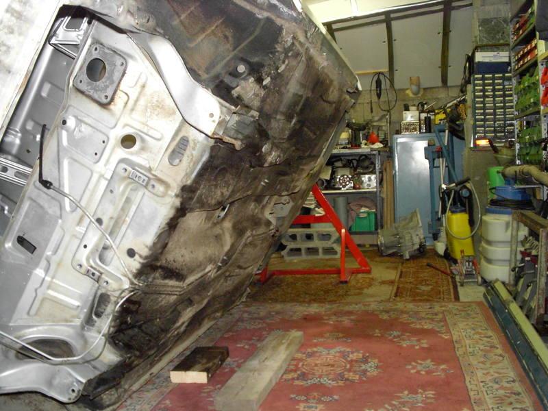 Restauration du Break RS ... à Megatorus Pdr3733