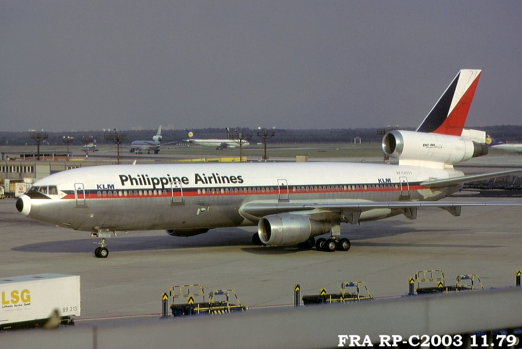 DC-10 in FRA Frarpc2003