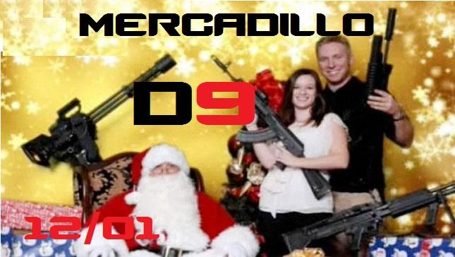 11 y 12 ENERO - DISTRITO 9 - MERCADILLO AIRSOFT St4l