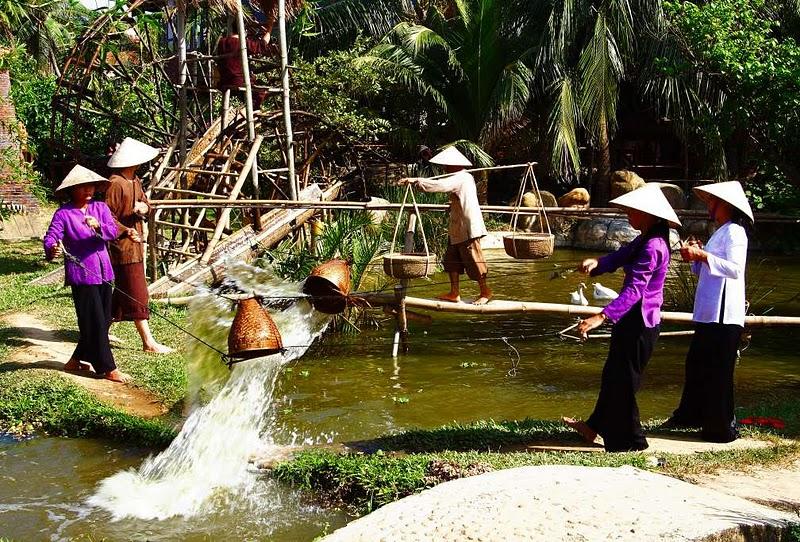 Làng quê Mienquevietnam