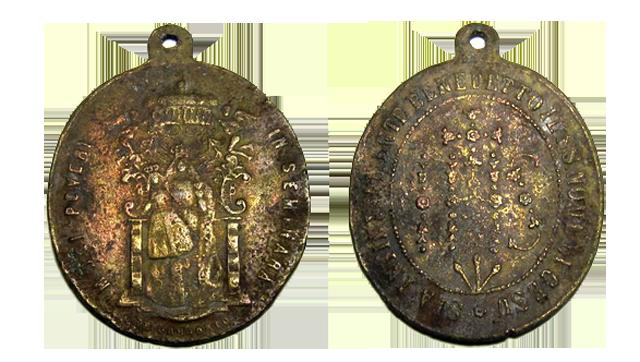 Madonna dei Poveri di Seminara/ il Nome di Gesù 003lkz3